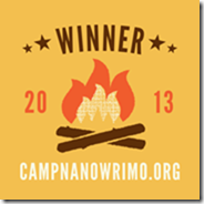 Camp-NaNoWriMo-2013-Winner-Campfire-Facebook-Profile